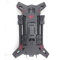 H680 Carbon Fiber FPV Folding Quadcopter Frame / 680 RC Multicopter Shaped Cross Frame