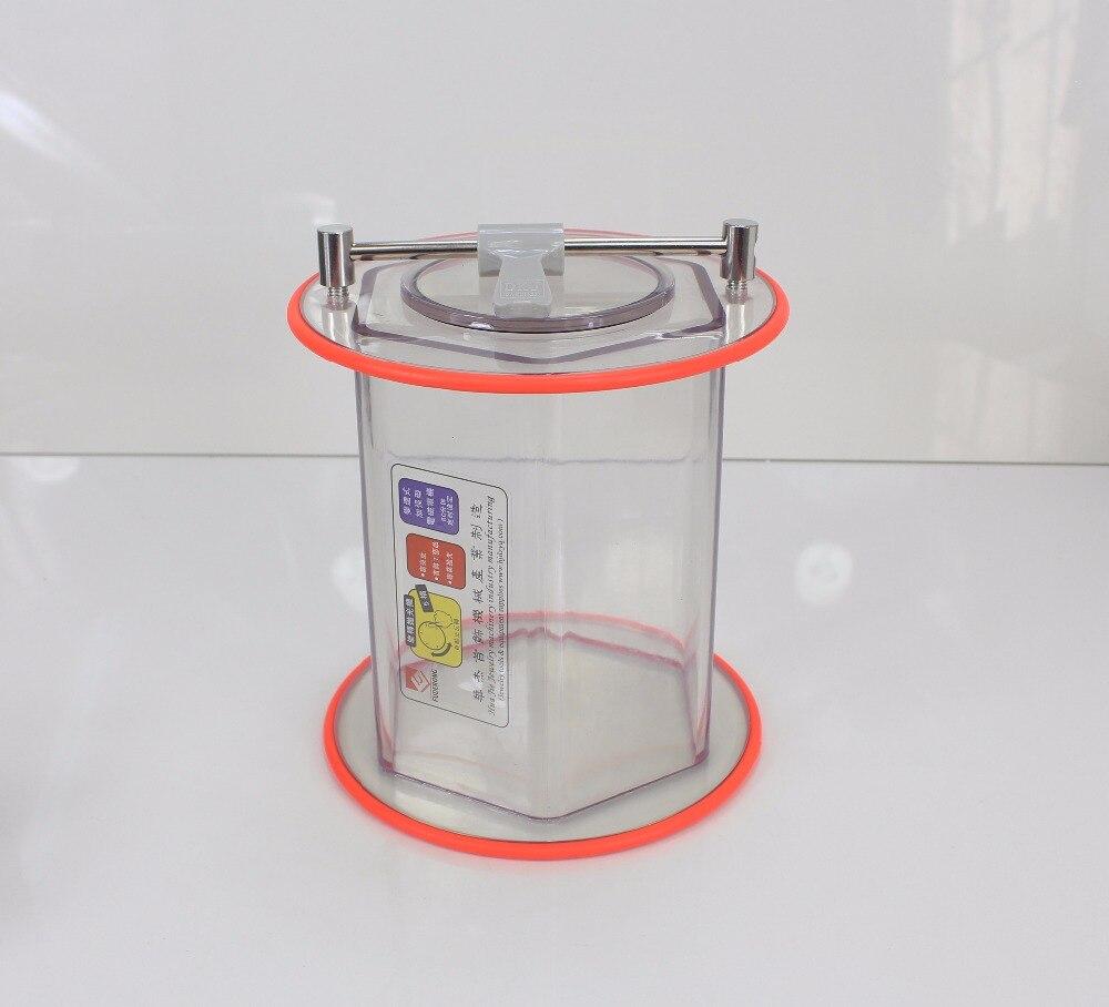 Image 5 - KD 2000 полировщик ювелирных изделий стакан 5 кг мини полировщик стакан вращающийся стакан полировщик поверхности полировщик ювелирных изделий отделочная машина-in Упаковка и стойки для украшений from Украшения и аксессуары