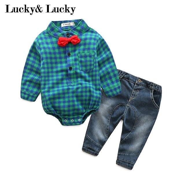 mode neue baby kleidung baby born jumpsuit mit jeans f r. Black Bedroom Furniture Sets. Home Design Ideas