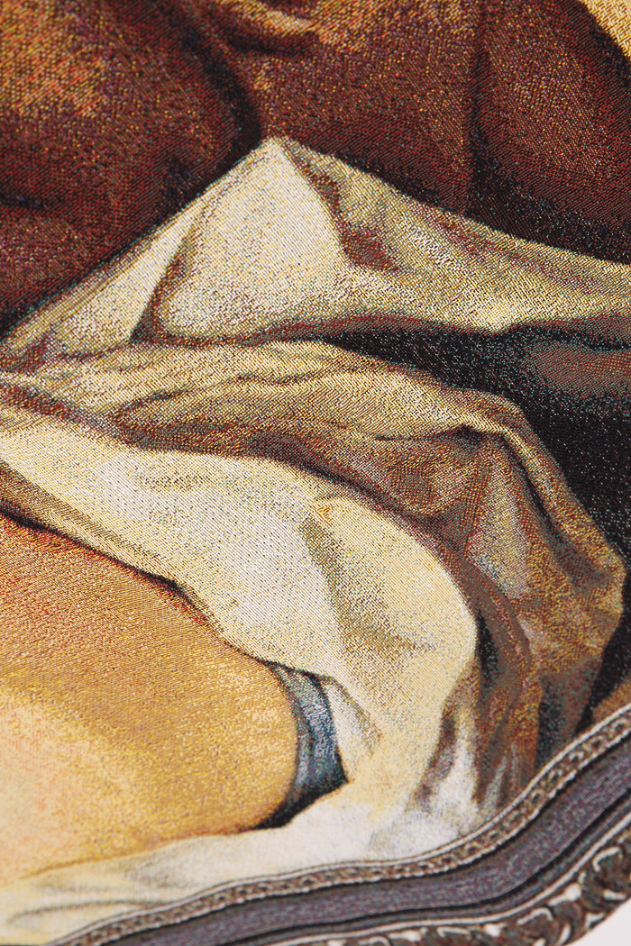 110*138 cm Wandteppich Wandbehang Belgien Kunst Marokkanischen Decor Gobelin Mittelalterlichen Dekorative Tapeten Wand Tuch/Decke - 4
