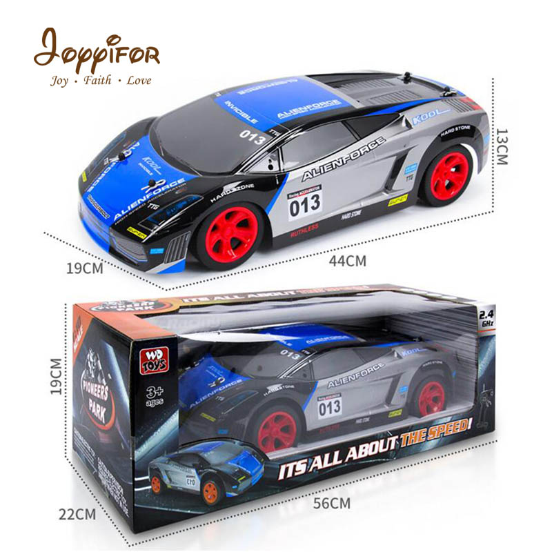 Joyyifor 6 kinds Large 1:10 RC Car High Speed Racing Car Drive Radio Control Sport Drift Racing Car Model Electronic Toy For Boy рюкзак городской polar 21 5 л цвет синий п1563 04