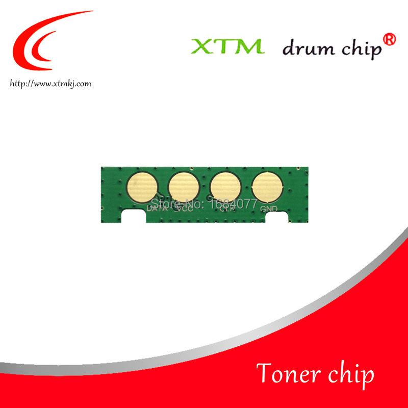 Toner chips for Samsung CLX-3305 CLX3305 CLX 3305 XEV cartridge reset chip CLT406