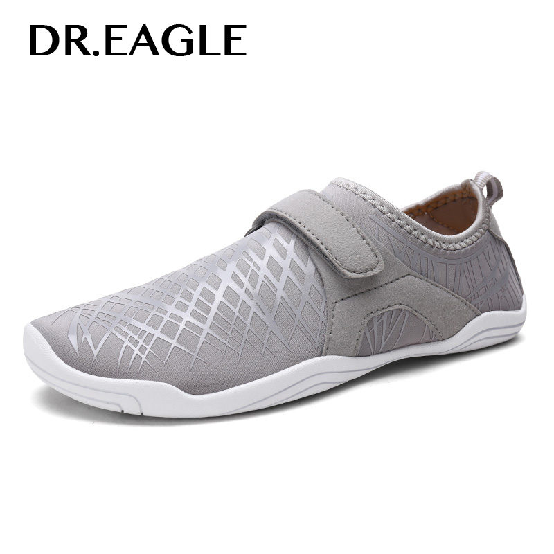 Dr.eagle Outdoor summer men Sneaker Shoes for swimming diving snorkel fast dry wading barefoot beach shoes swim aqua water shoes