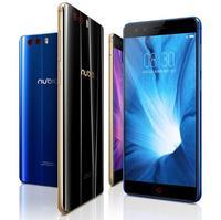 Нубия Z17 мини S 6 ГБ 6 4G B смартфон 4G LTE MSM8976 Pro Snapdragon 653 Octa Core 5,2 FHD 16MP + 13MP Quad камеры NFC OTG Android 7,1