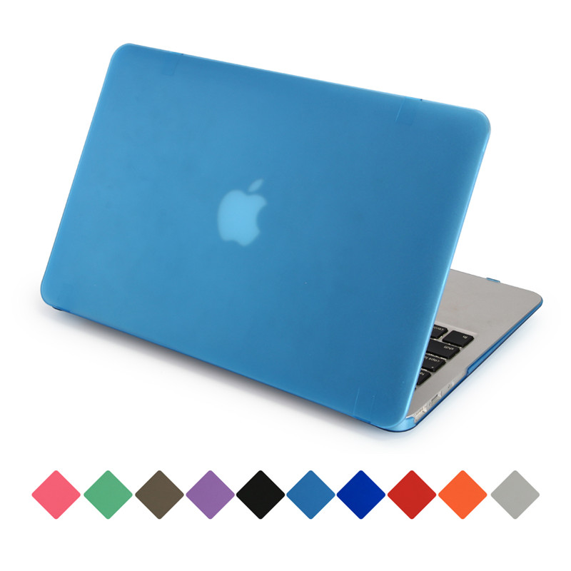 Genuine AIYOPEEN laptop cases for MacBook Air 11 Pro 13 / 15 Retina 12 matte rubberized  ...