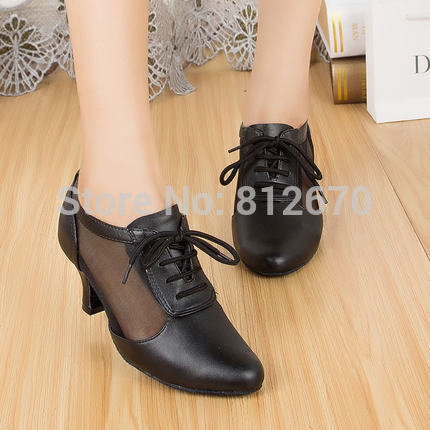 ФОТО 2017 High quality Geniune leather for zapatos de baile latino de mujer latin and ballroom dance shoes for girls dance shoes 6399