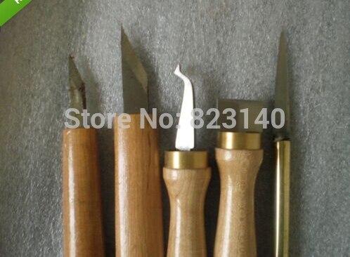 Werkzeuge für den Geigenbau Violin Peg Shaver Reibahle und Rasierer