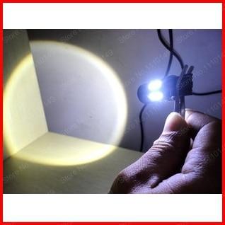 1 чифт 7.5W H7 фарове за мъгла LED - Автомобилни светлини - Снимка 4