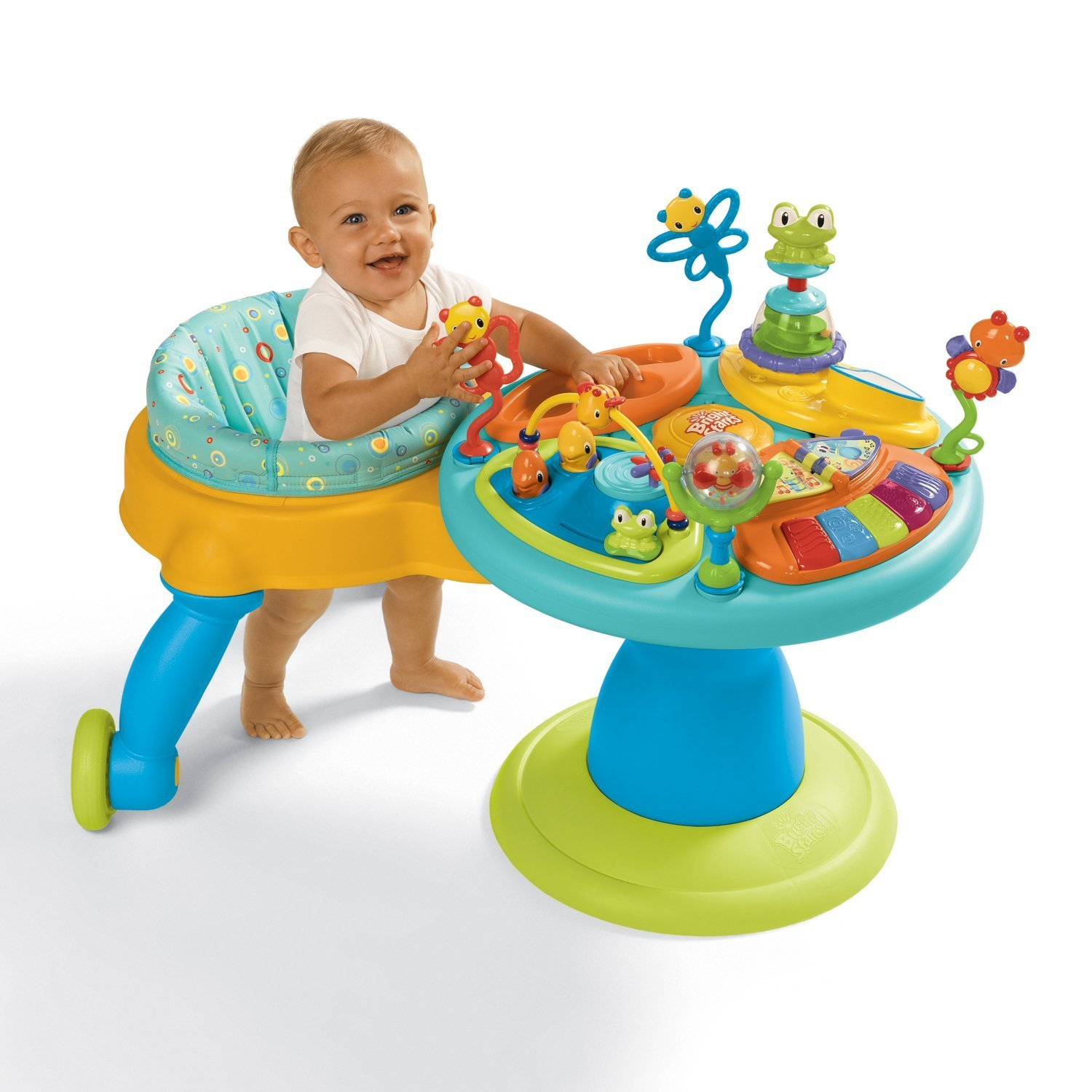 Bright Starts Baby Multifunctional Game Table Toy Music