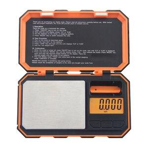 Image 2 - مقياس صغير 200g x 0.01g مقياس جودة عالية ميزان رقمي آلة الدقة وزنها أدوات الأجزاء الإلكترونية المكون العسكري