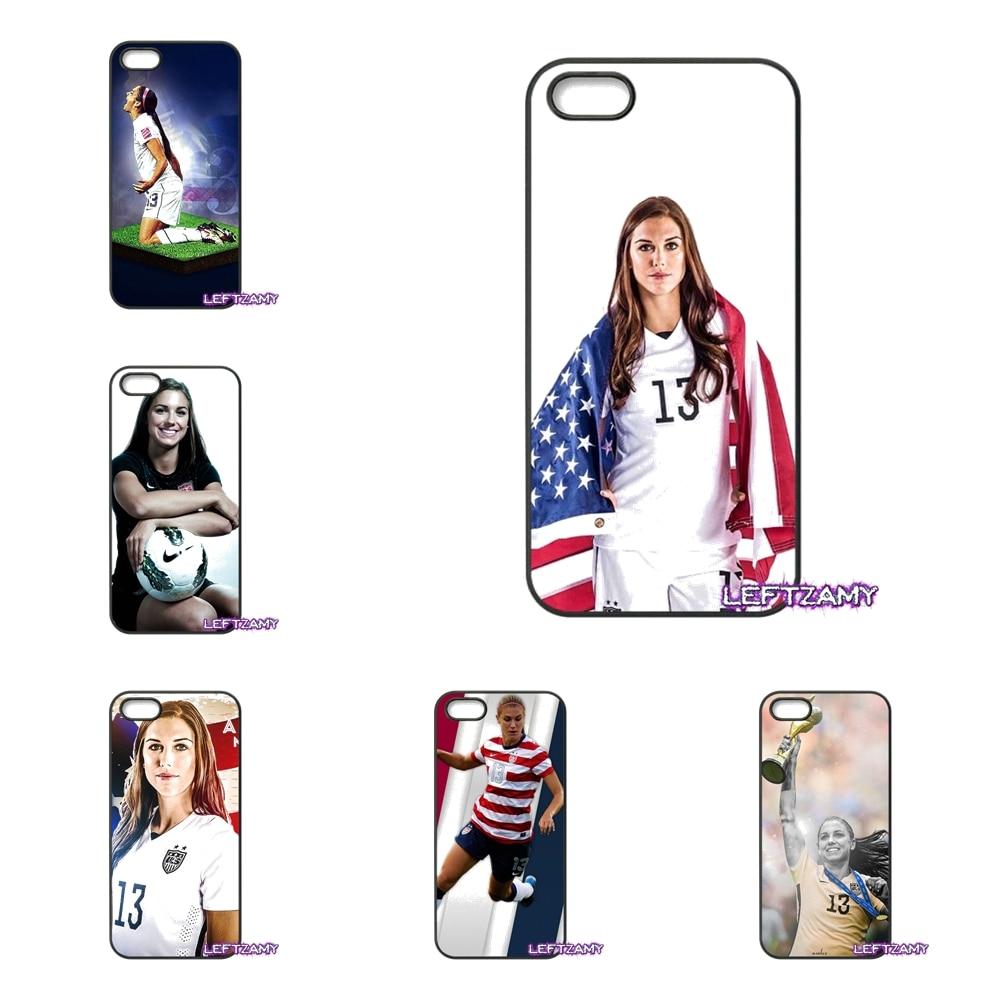 Alex Morgan American soccer player Hard Phone Case Cover For Xiaomi Redmi Note 2 3 3S 4 Pro Mi3 Mi4i Mi4C Mi5S MAX