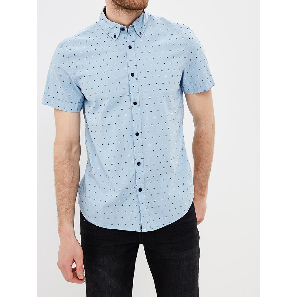 Фото - Shirts MODIS M181M00299 men blouse shirt clothes for male TmallFS shirts modis m181m00237 men blouse shirt clothes for male tmallfs