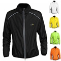 Black Men Clothing Ultra-thin Windbreaker Male Wind Coat Outerwear Jackets Waterproof Raincoat Sportswear jersey top Breathable