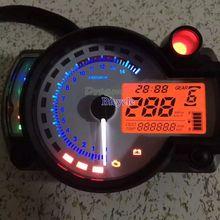 2015 moderne KOSO RX2N ähnliche LCD digitale Motorrad kilometerzähler einstellbare MAX 299 KM/STD