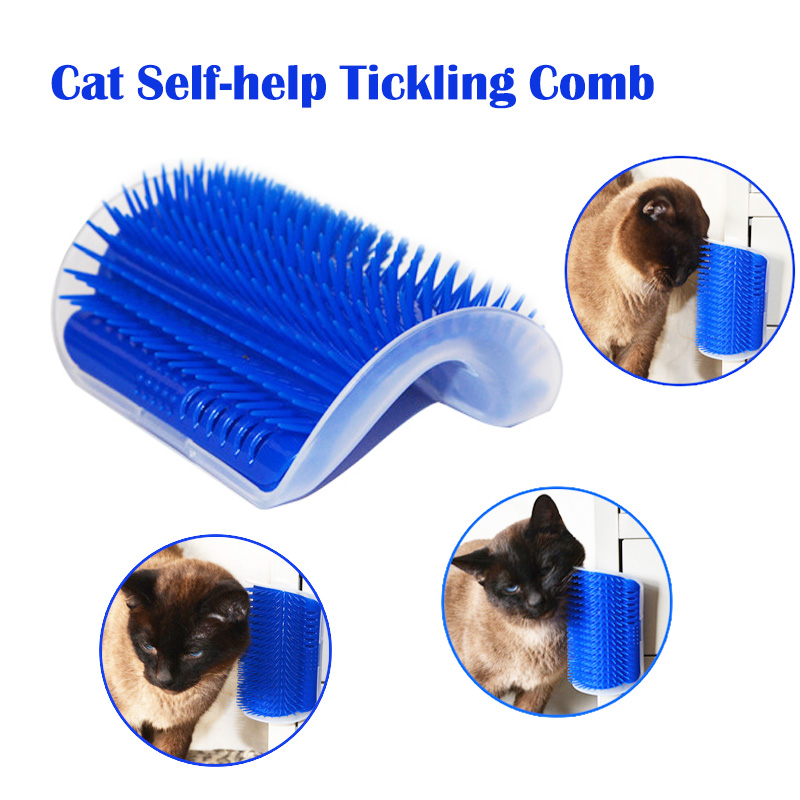 Pet Dog <font><b>Combs</b></font> <font><b>Brush</b></font> <font><b>Cat</b></font> Massage Device <font><b>Self</b></font> <font><b>Combs</b></font> Products Dog <font><b>Cat</b></font> <font><b>Hair</b></font> <font><b>Remover</b></font> Supplies <font><b>Self</b></font> <font><b>Groomer</b></font> With Catnip Pet Toy 30