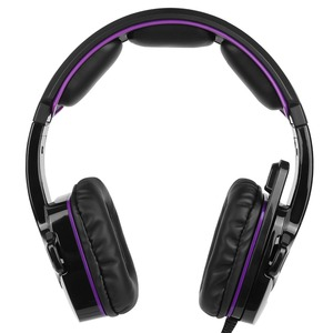Image 2 - SADES SA 930 auriculares PS4 profesionales, auriculares para videojuegos de 3,5mm con Cable de 1 a 2 para ordenador y teléfonos móviles