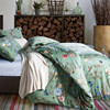 New Arrivals 60 Count Egyption Long Staple Cotton Satin Drill 4 Pcs Set Bedding Set Duvet