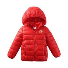 Enfants de down vestes et parcs pour filles garçons automne hiver bébé manteau habit de neige infantile hiver manteau enfants vêtements survêtement