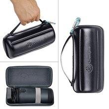 Защитный Динамик Проведение Box чехол Обложка сумка чехол для Bose SoundLink вращаются Bluetooth Динамик-подходит для plug & Кабели