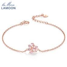 LAMOON Bracelet pour femme Patte d&rsquo ...