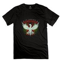 Gildan Fashion Men's The Fabulous Thunderbirds T-shirt man t-shirt