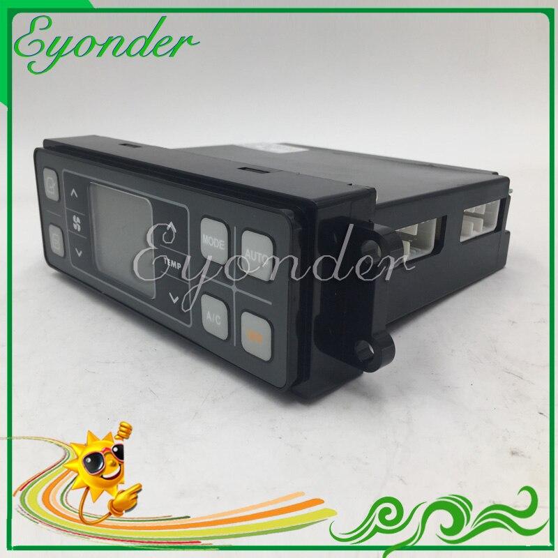 Air Conditioner Conditioning HVAC AC A C Control CONTROLLER Panel for Hyundai Excavator Dash 9 wheel