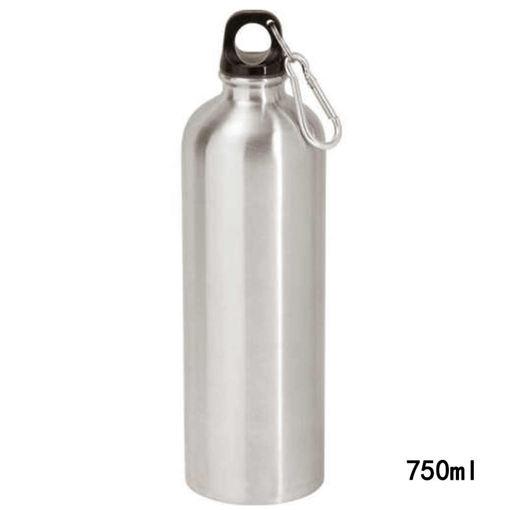 Sport Water Bottle Large capacity Portable Stainless Steel Wide Mouth Drinking Outdoor Travel Cycle Kettle flask camp Home