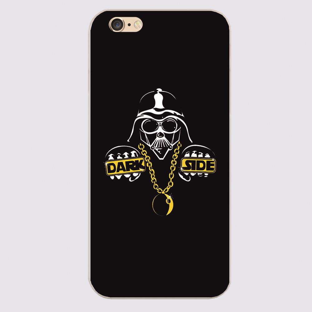 Funny Star Wars Wallpapers Design Phone Cover Cases For