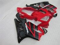 Honda cbr 600 f4i enjeksiyon kalıp için ABS fairing setleri 04 05 06 07 2004 2005 CBR600 F4i 2006 2007 vücut parçaları Fullset (8 adet)