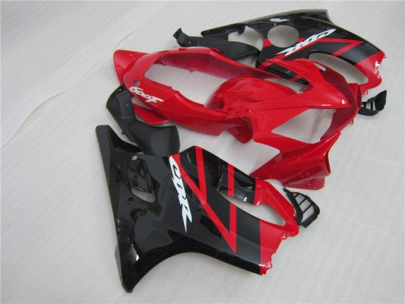 Injection mold ABS fairing kits for Honda cbr 600 f4i 04 05 06 07 2004 2005 CBR600 F4i 2006 2007 body parts Fullset (8 pcs)