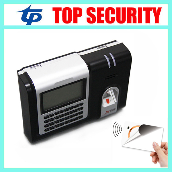X628 time attendance terminal TCP IP biometric fingerprint time and attendance system with MF card reader