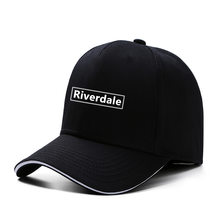 2019 New Riverdale South Side Serpents Adult Cosplay Hats Unisex Archie Baseball Hat Cap Summer Riverdale Hat Drop Shipping(China)