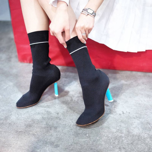 hot high heels tube