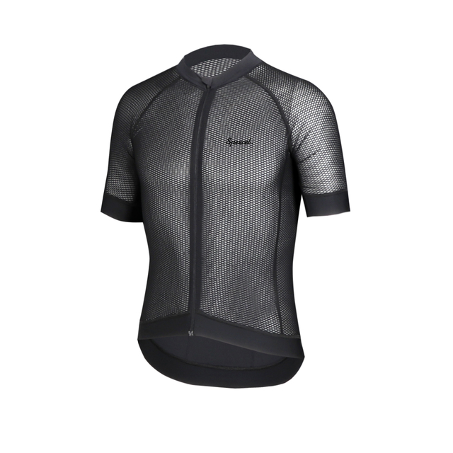 SPEXCEL 2019 NEW SHORT SLEEVE CYCLING JERSEY ALL OPEN CELL MESH FABRIC Flatlock sewing with Iltay miti power band accept custom