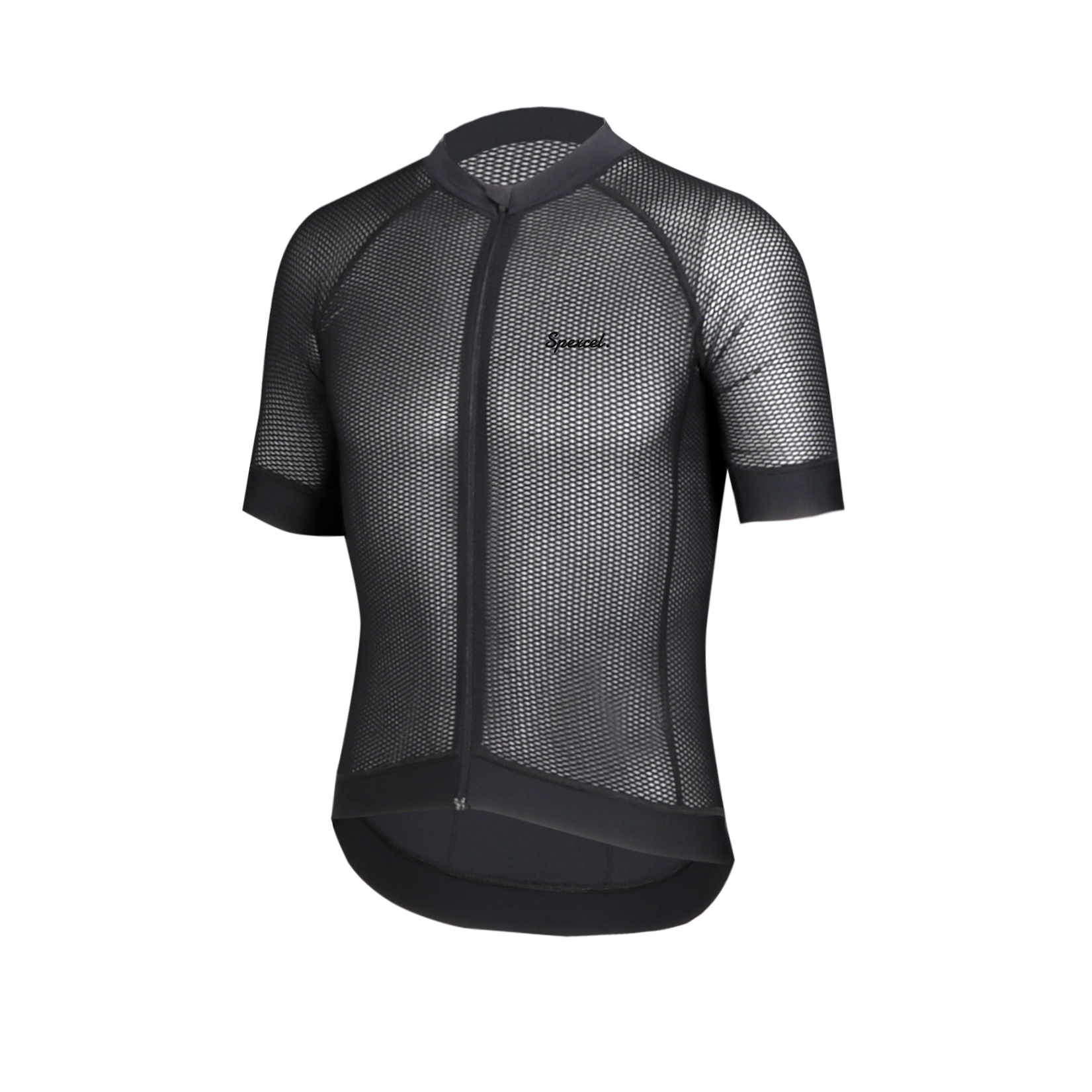 SPEXCEL 2019 NEW SHORT SLEEVE CYCLING JERSEY ALL OPEN CELL MESH FABRIC Flatlock sewing with Iltay miti power band accept custom|Cycling Jerseys| |  - title=