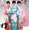 2016 Специальное предложение Оптовая Принцесса Женщина Спектакли Этап Традиционные Японские Кимоно Платье Tradicional