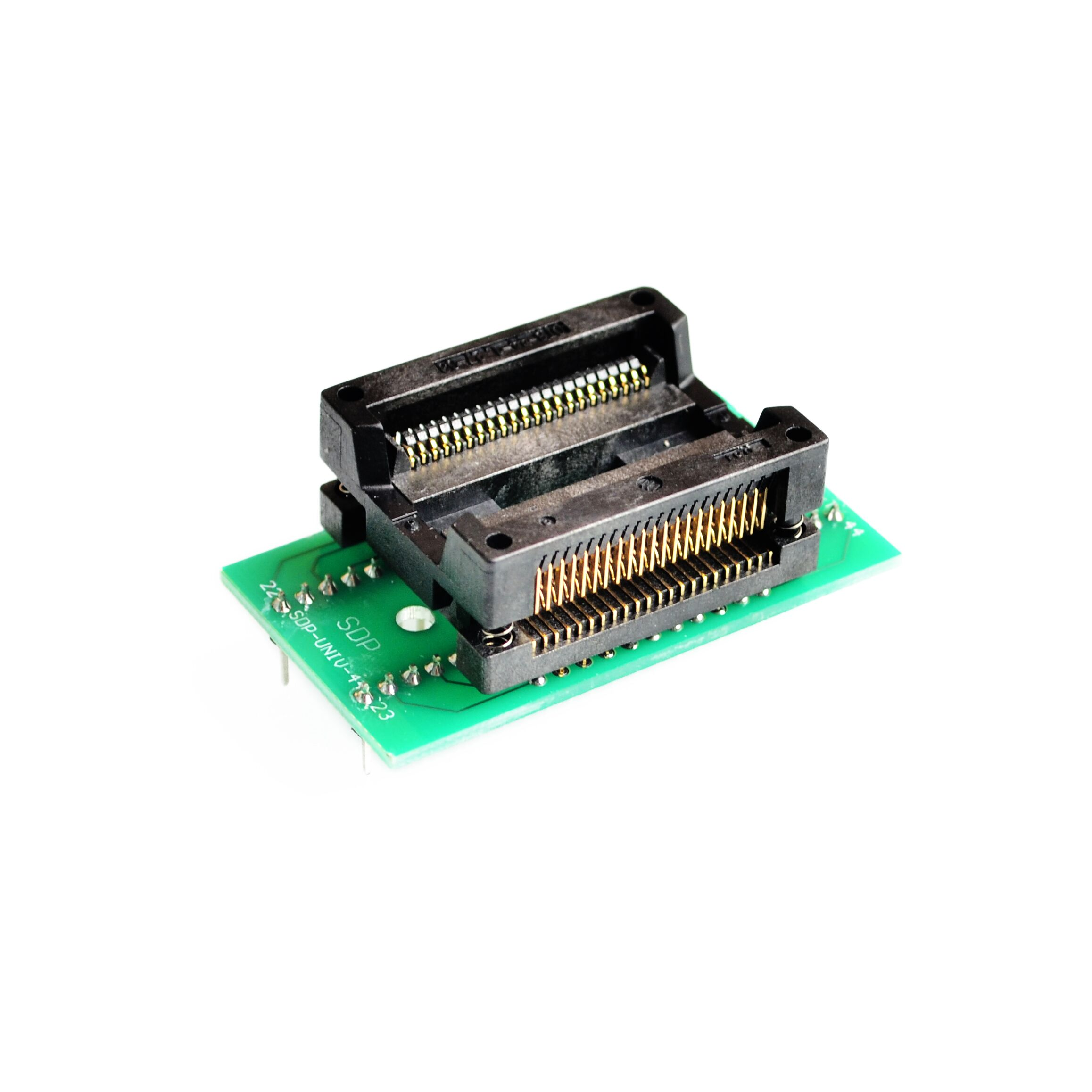 BREADBOARD ADAPTER FPC 6p FFC TO 2.54mm DIP TFT converter connector cs PCB