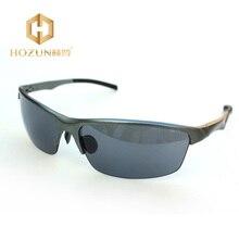 HOZUN Anti-UV400 MenPolarized Driving Sunglasses Sport Leisure Eye-wear Accessories Sunglasses Brand Designer Glasses LM015 Z30