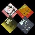 Arte Popular chino de la Serie de Impresión Pañuelos Mejor Cumpleaños y Regalos de Boda Para Las Mujeres de Alta Calidad 100% Algodón Pañuelos SY509