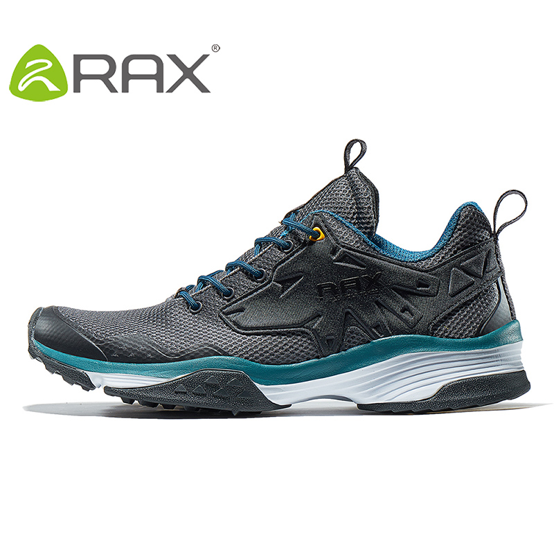 Rax Outdoor Running Shoes For Men Breathable Women Running Shoes 2016 Women Sport Sneakers Mesh Athletic Trail Running Shoes