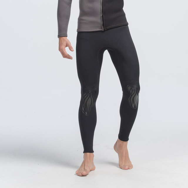SBART 1PC 3MM Neoprene Swimsuits Pants Wetsuits Men Diving Suit Sailing Surfing Trousers Scuba Snorkel Swimming Clothes 2018 DCO