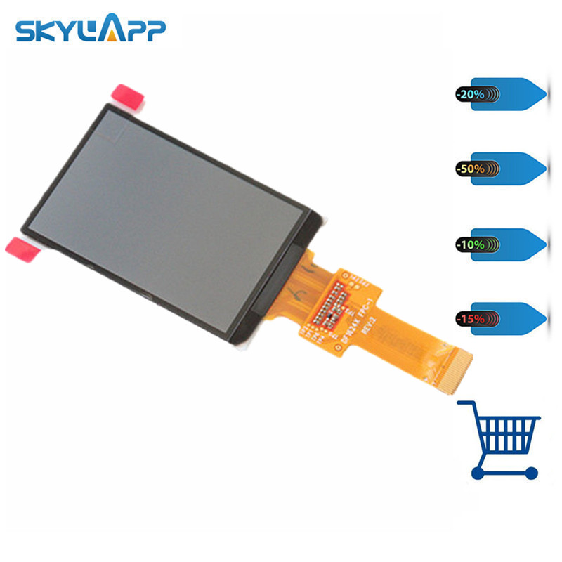 все цены на Skylarpu 2.6 inch LCD screen DF1624X FPC-1 RE:V For GARMIN edge 800 display screen panel (Without backlight) (without touch) онлайн