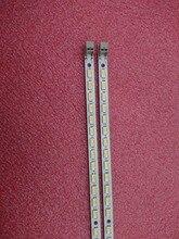 2 PCSX80LED 617mm LED 백라이트 스트립 SLED 2010SVS55 용 UA55C7000WF LMB 5500BM12 BN62 00048A