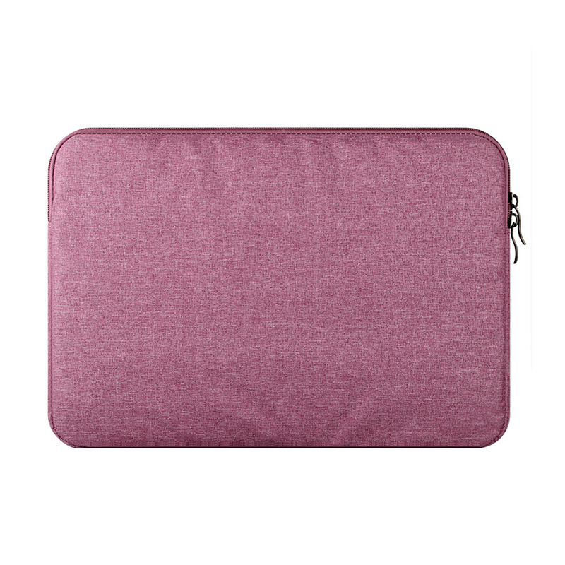 hot-Nylon Laptop Bag Sleeve Pouch for Macbook Air 11 inch Unisex Liner Sleeve Notebook Case for Macbook Air 11 inch (Rose Red)