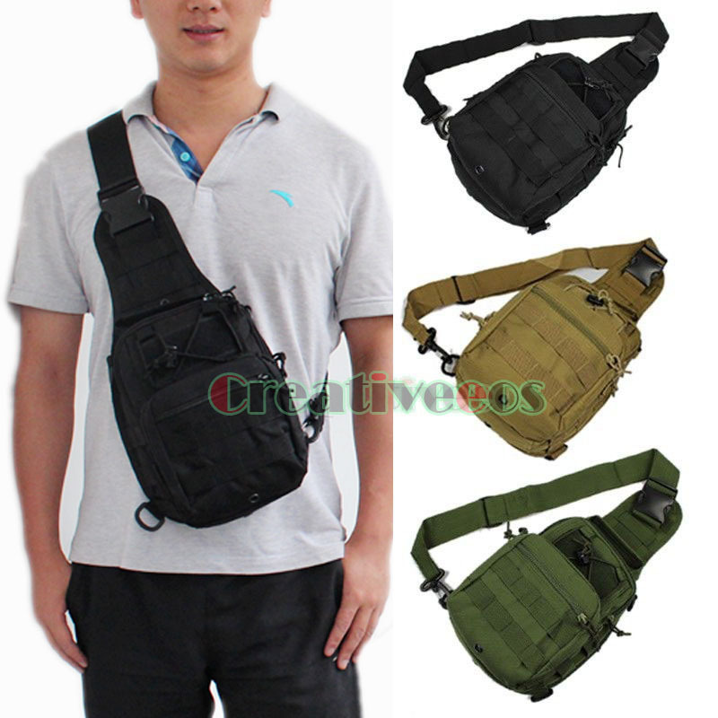 Military Sling Bag Promotion-Shop for Promotional Military Sling ...