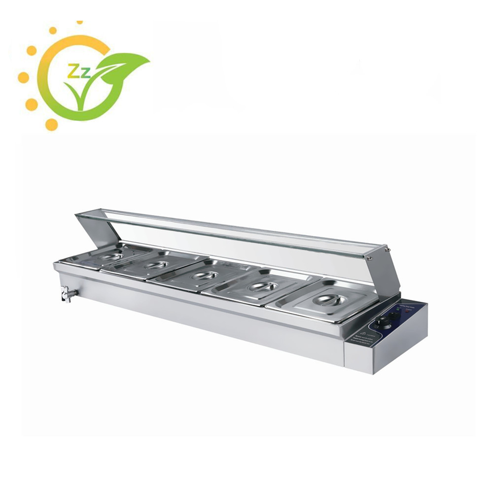 Electric Hot Soup Bain Marie for commercial use  Buffet Food Warmer Container For Catering Food Warming Tray For Restaurant спа soup hot springs