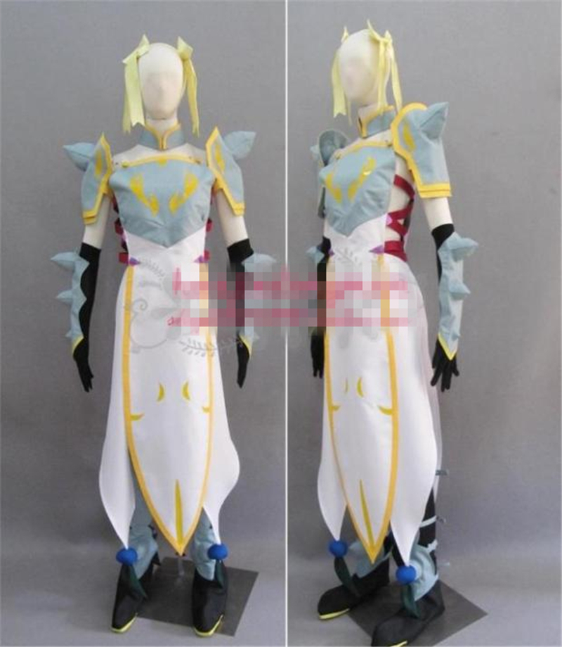 Japan Anime Fairy Tail Erza Scarlet Uniform Suits Cosplay Costume Halloween Party Costumes Women Dress