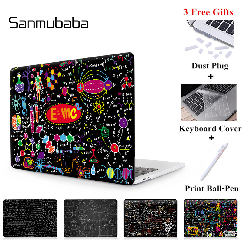 Sanmubaba Case For font b Macbook b font Air Pro Retina 11 12 13 15 With