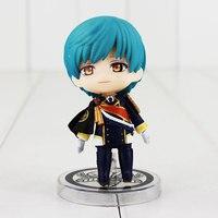 Game Touken Ranbu Online Goodsmile Lchigo Hitohuri Figma 10cm Anime Nendoroid Pvc Action Figures Collection Model Doll Kids Toys