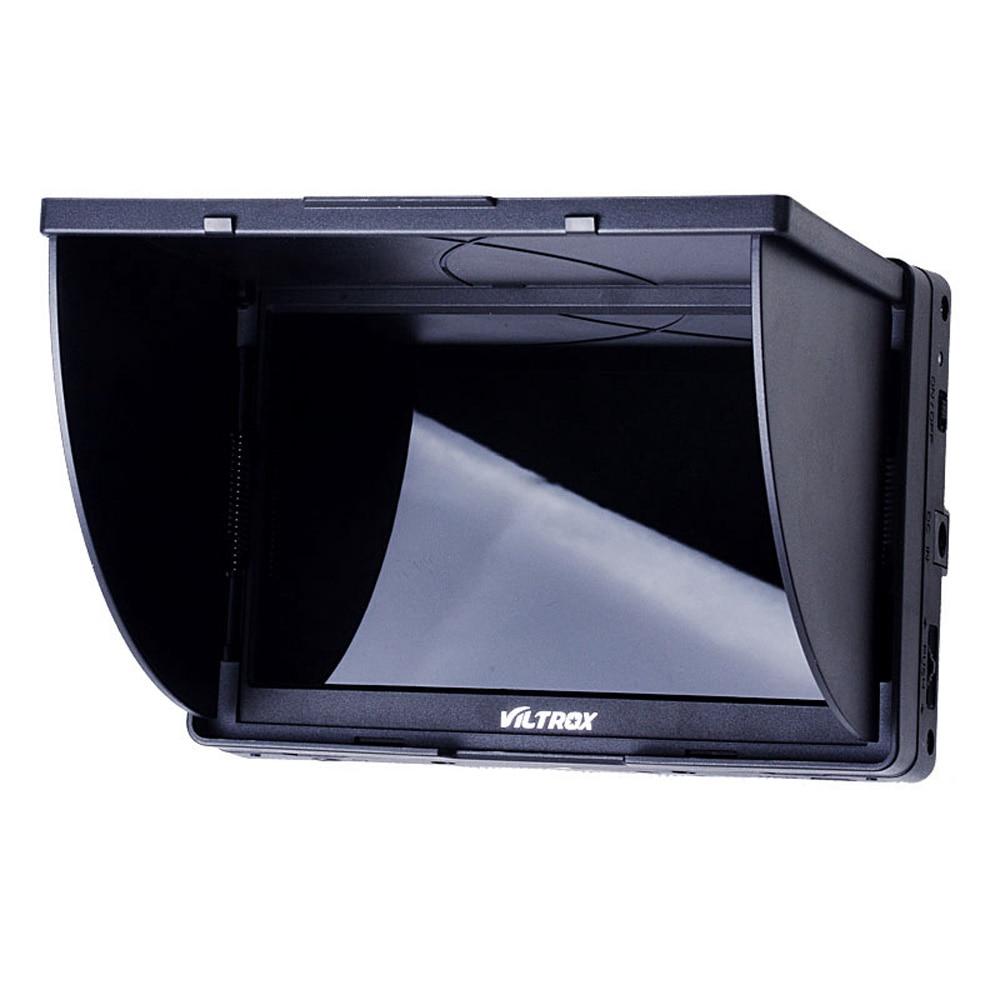 Taşınabilir Viltrox DC-50 Klipsli Kamera Monitör 5